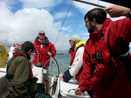 Clearwater Sailing courses